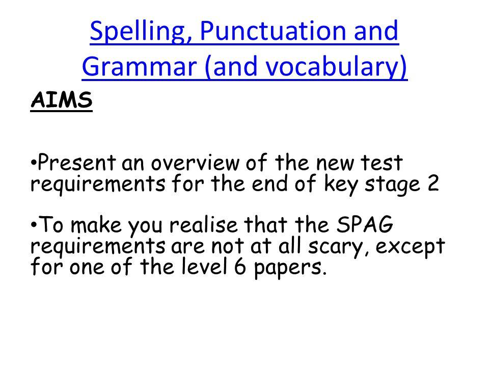 Punctuation.. ?. ?, !. ?, … ! - ?, … ! ' : ; ()