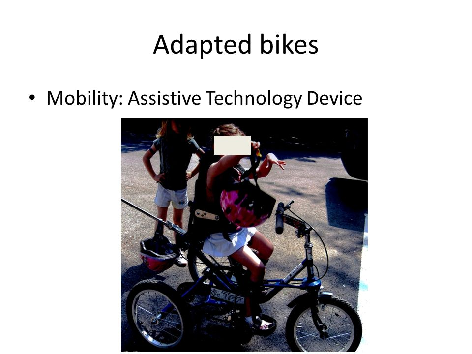 Application of International Classification of Functioning (ICF): Cycling