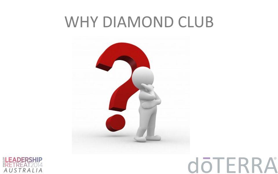 WHY DIAMOND CLUB