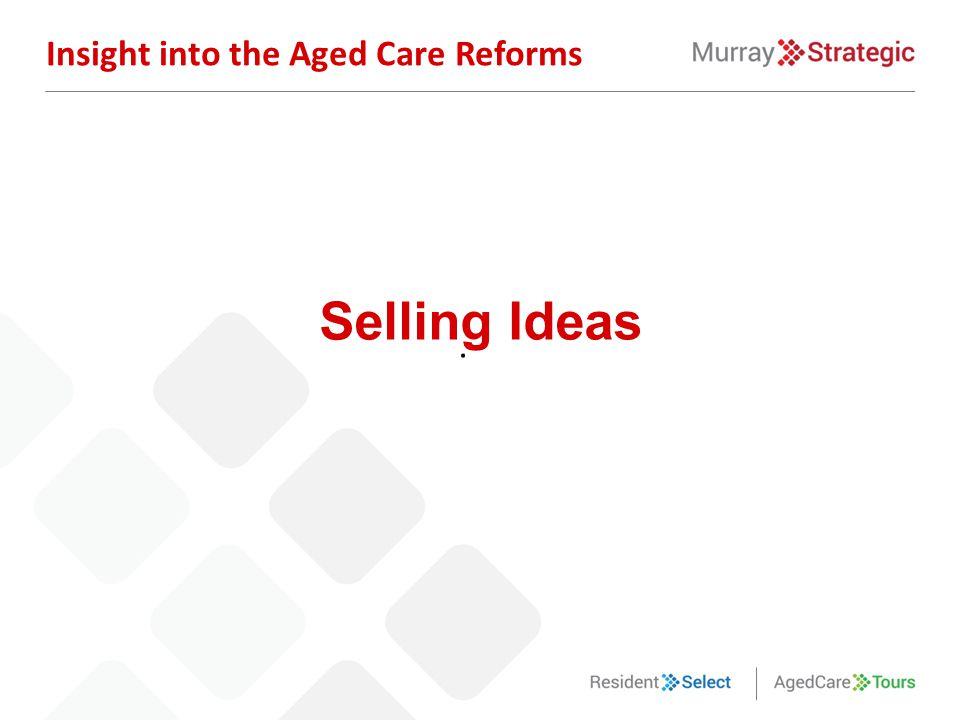 . Selling Ideas