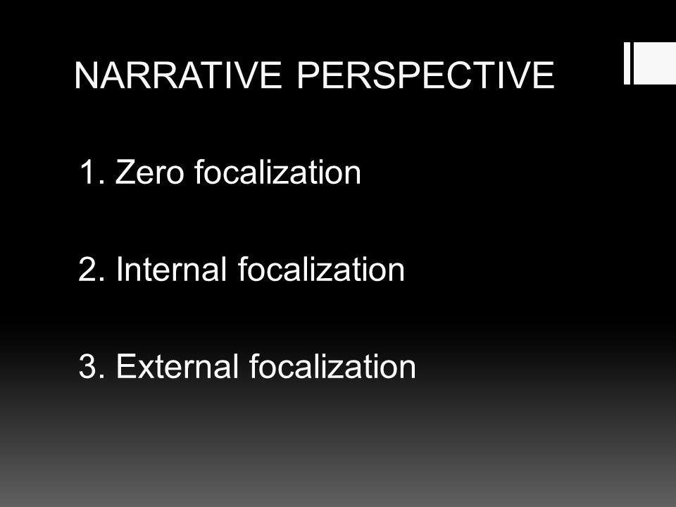C. NARRATIVE LEVELS 1.Embedded Narrator 2. Metalepses