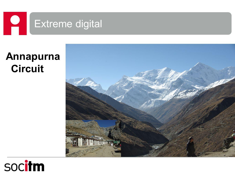 Extreme digital Annapurna Circuit