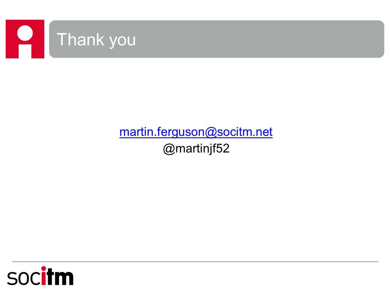 Thank you martin.ferguson@socitm.net @martinjf52