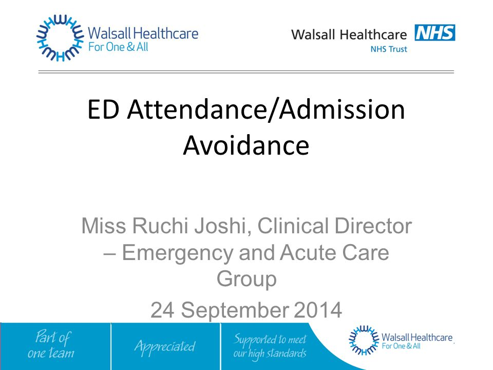 Example 4 Patient (JR) 14 ED attendances since January 2014 Out of the 14 attendances, on 5 occasions he was admitted Presenting conditions - ?overdose/intoxication/withdrawal/vomiting The patient does not engage with any of the services offered to him