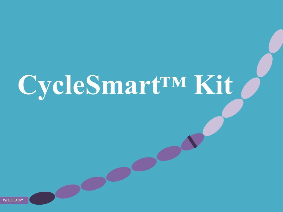 CycleSmart ™ Kit CYCLEBEADS ®