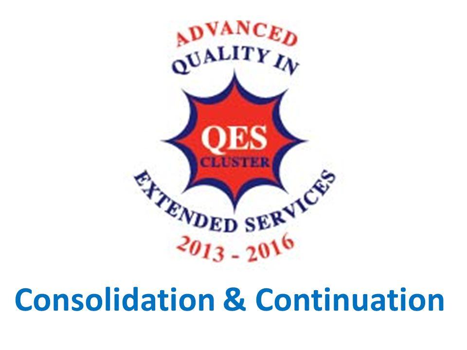 Consolidation & Continuation