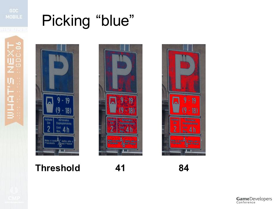 Picking blue Threshold4184