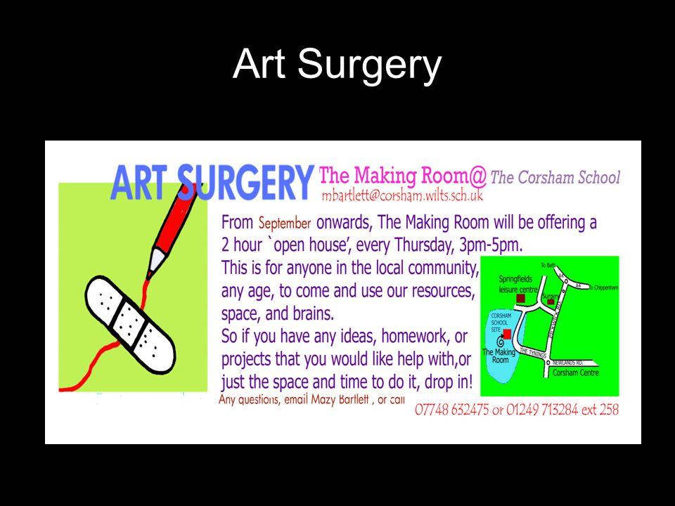 Art Surgery