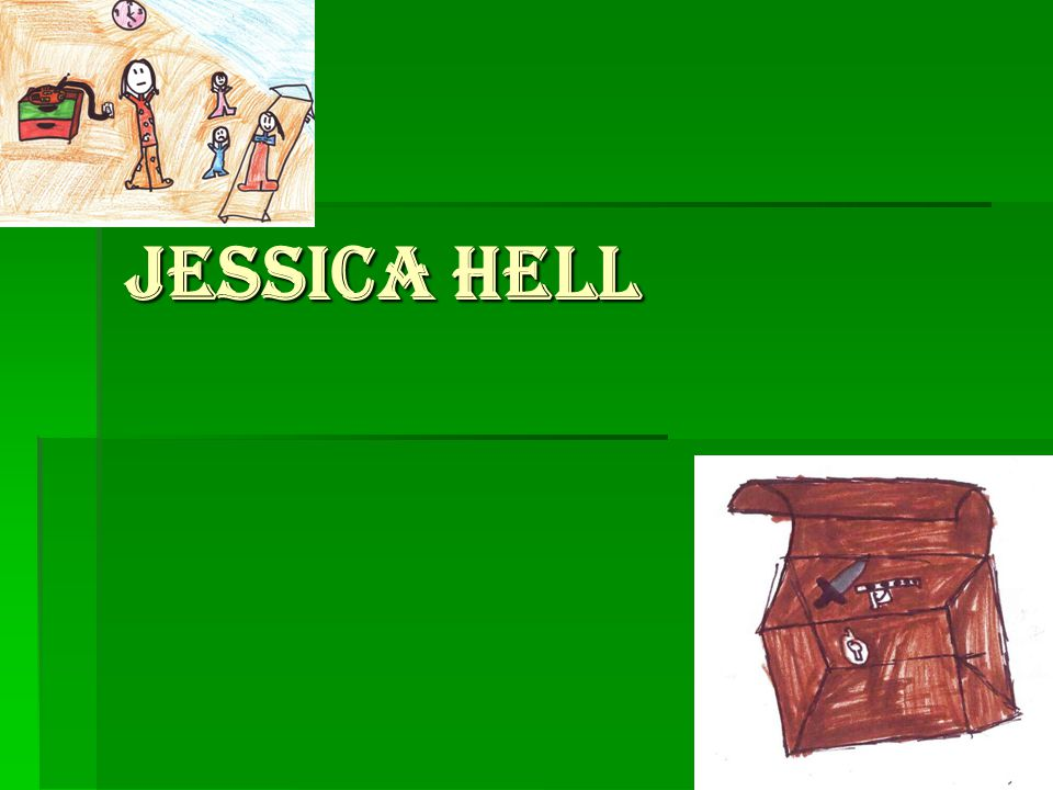 Jessica Hell