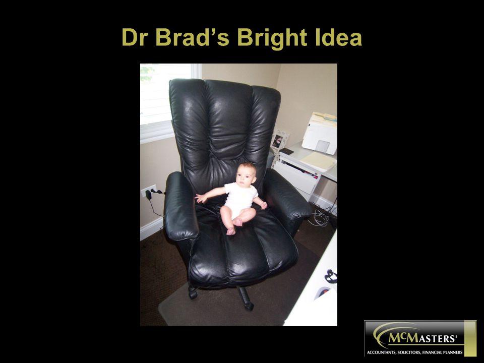 Dr Brad's Bright Idea