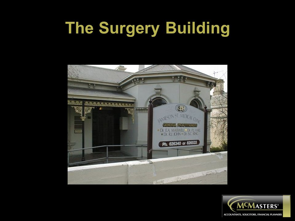 The Surgery Building