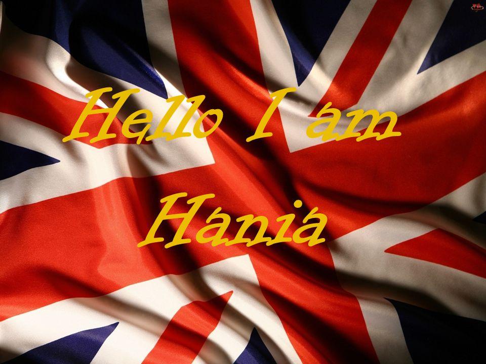 Hi, I'm Hania.I'm thirteen an I go to secondary school.