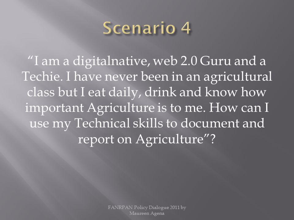 I am a digitalnative, web 2.0 Guru and a Techie.