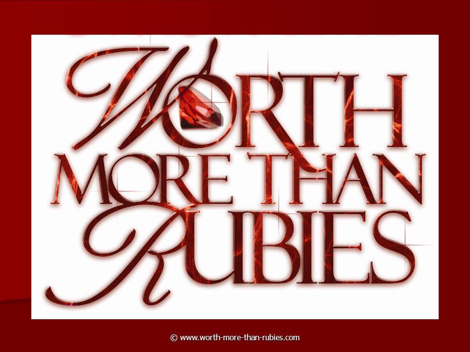 © www.worth-more-than-rubies.com