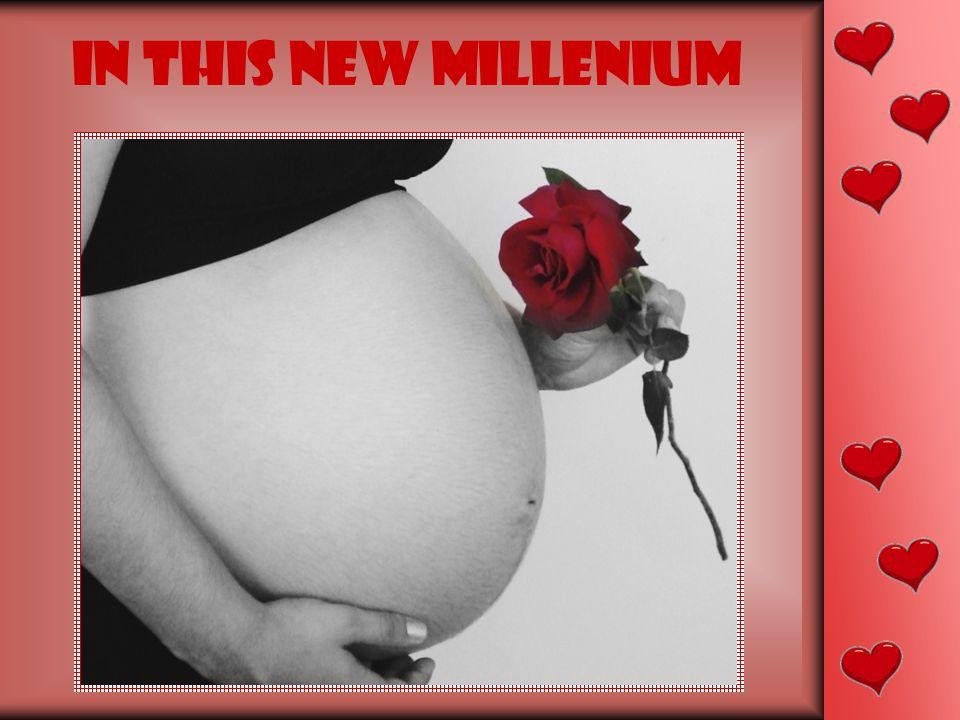 In this new millenium