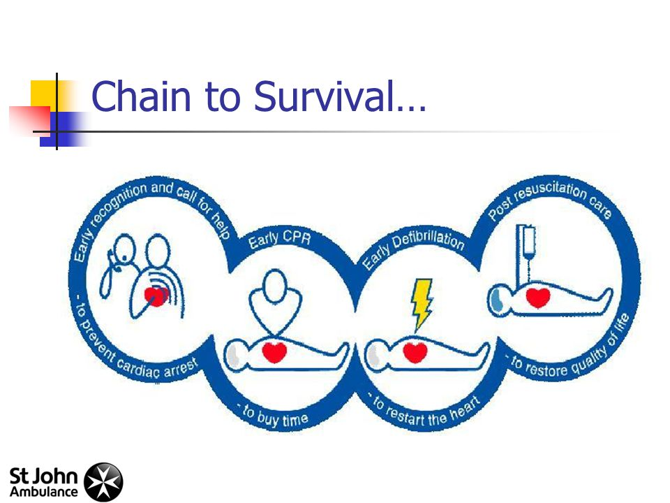 Chain to Survival…