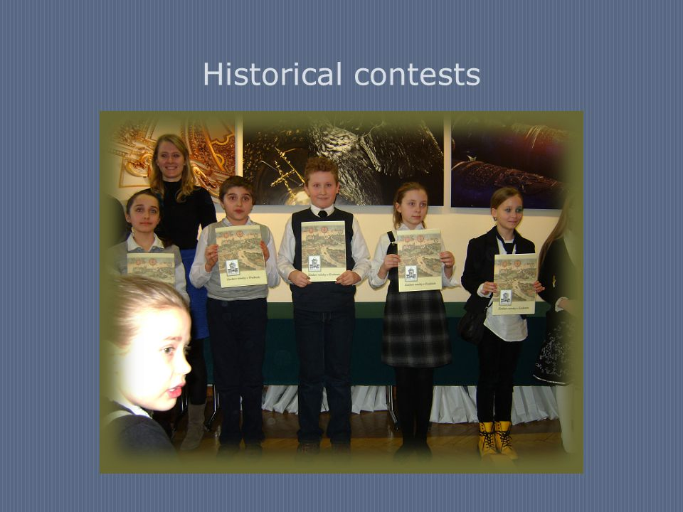  Historical contests
