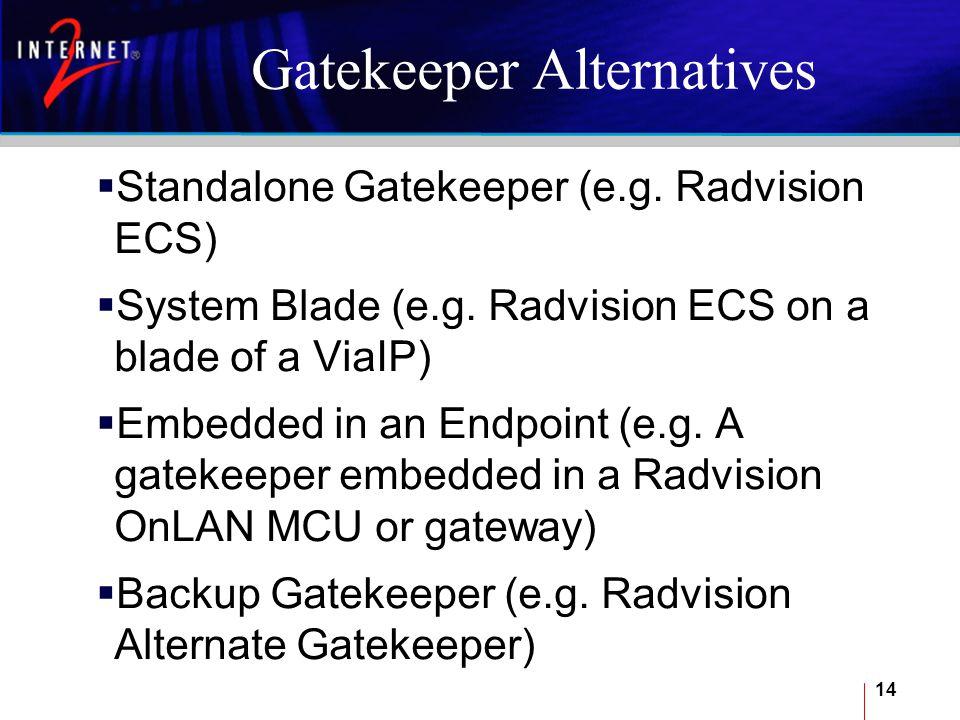 14 Gatekeeper Alternatives  Standalone Gatekeeper (e.g.