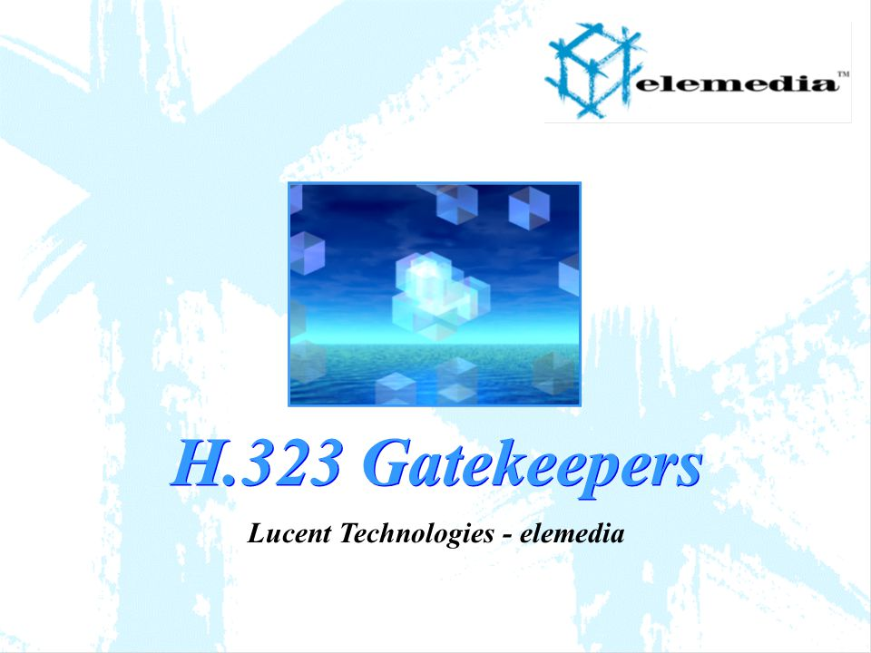 22 Endpoint/GK Discovery Processing Discovery can be multicast (most useful for LAN environments) or unicast based on endpoint configuration data Possible acceptance criteria to be used by gatekeeper: – IP address (or IP subnet) of endpoint – Gatekeeper ID supplied by endpoint – Aliases supplied by endpoint – Gatekeeper load Gatekeeper might need to consult external database (e.g.