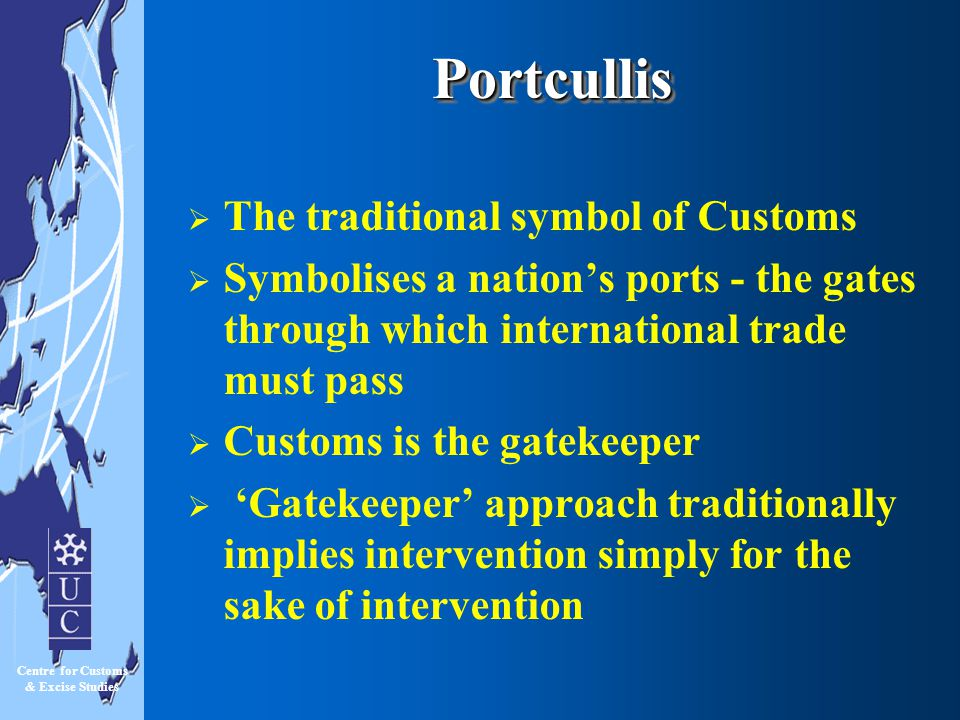 Centre for Customs & Excise Studies Rules of Origin:  Proliferation of FTAs  Proliferation of Rules of Origin  Reversing the trend of Harmonisation and Simplification  Retarding the international trade facilitation agenda Emerging Issues