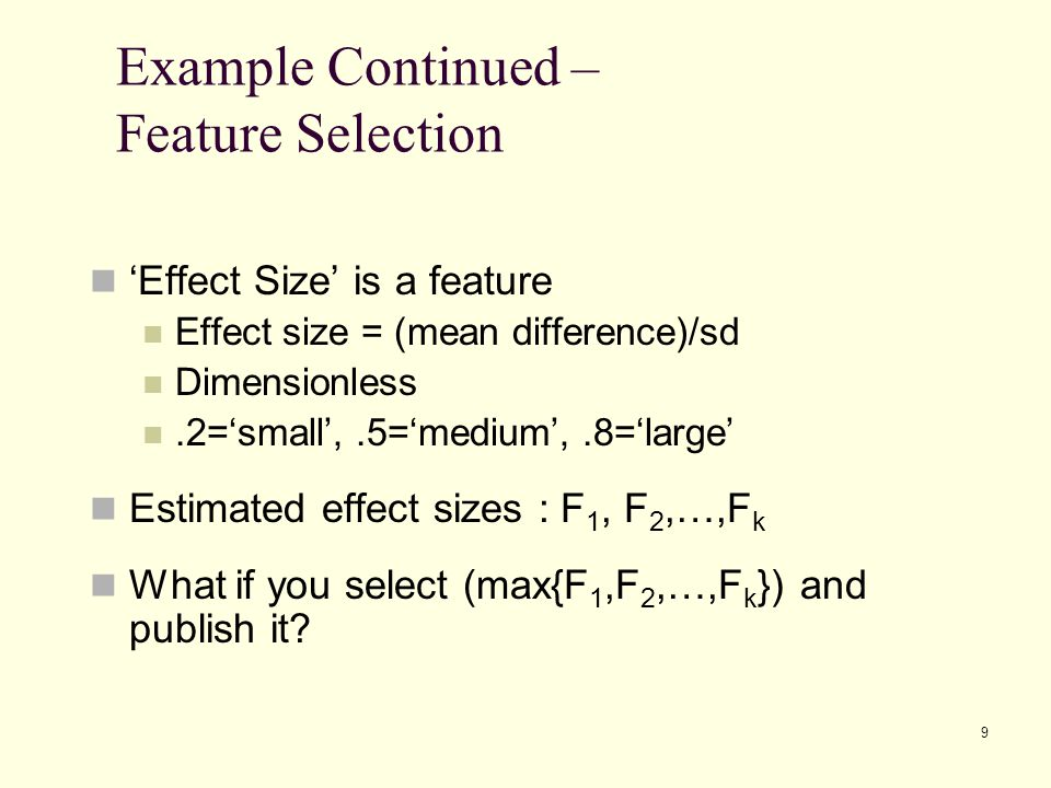 120 Bootstrap MinP Test (Semi-Parametric Test) The composite hypothesis H 1  H 2  …  H k may be tested using the p-value p* = P(MinP  minp | H 1  H 2  …  H k ) Westfall and Young (1993) show how to obtain p* by bootstrapping the residuals in a multivariate regression model.