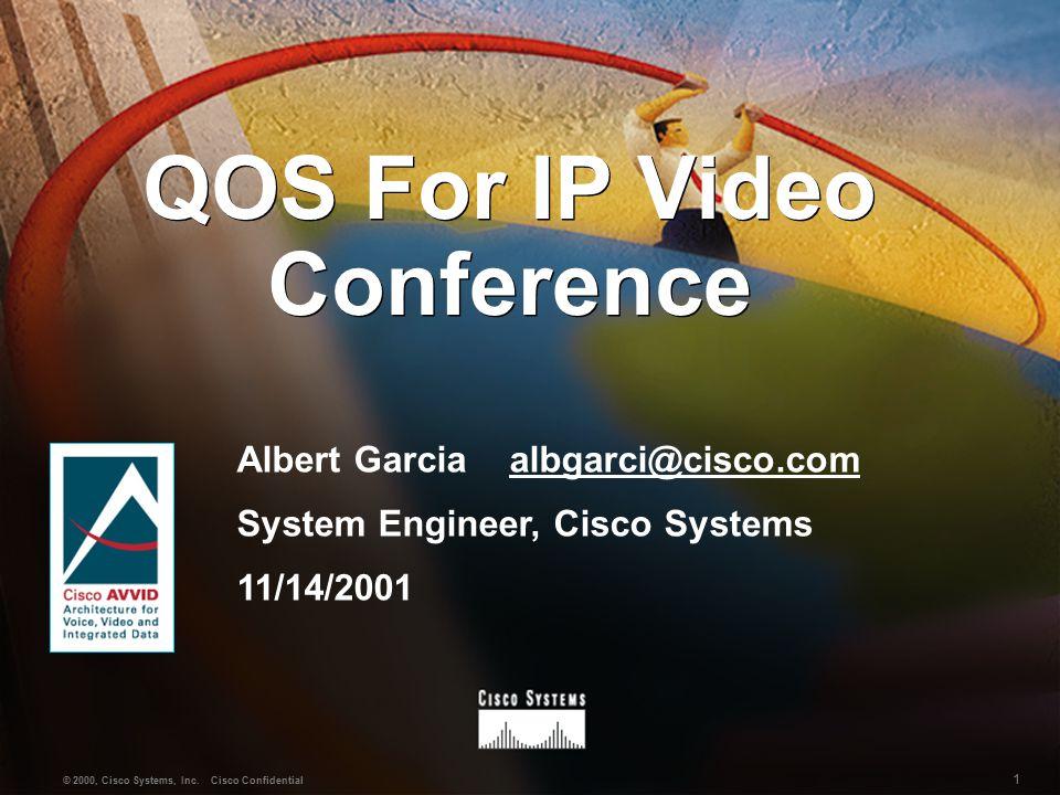 2 © 2000, Cisco Systems, Inc.