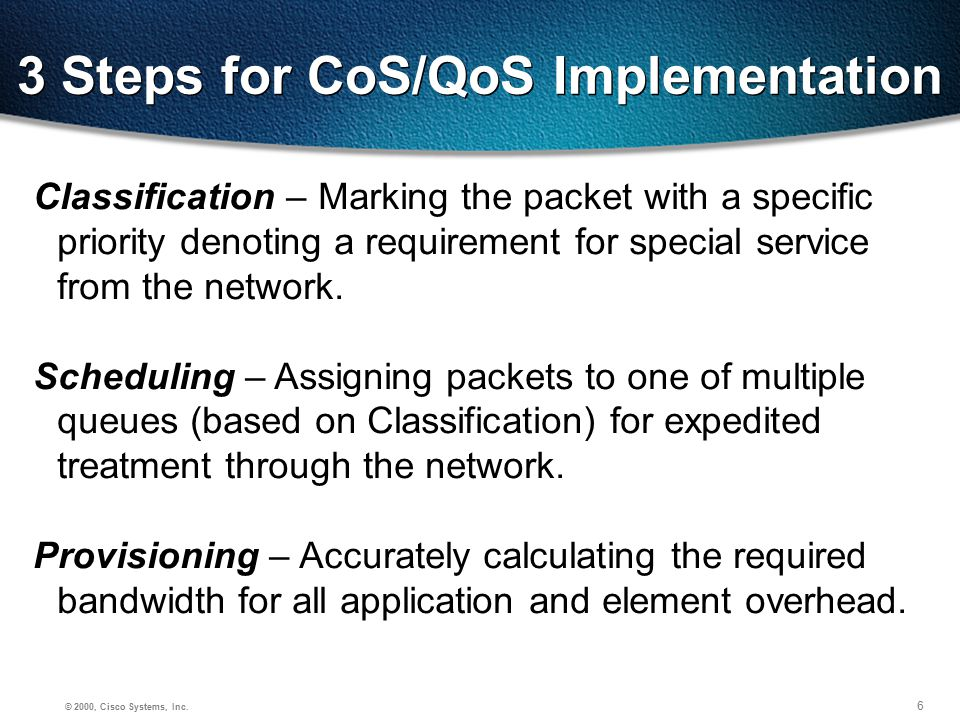 27 © 2000, Cisco Systems, Inc.