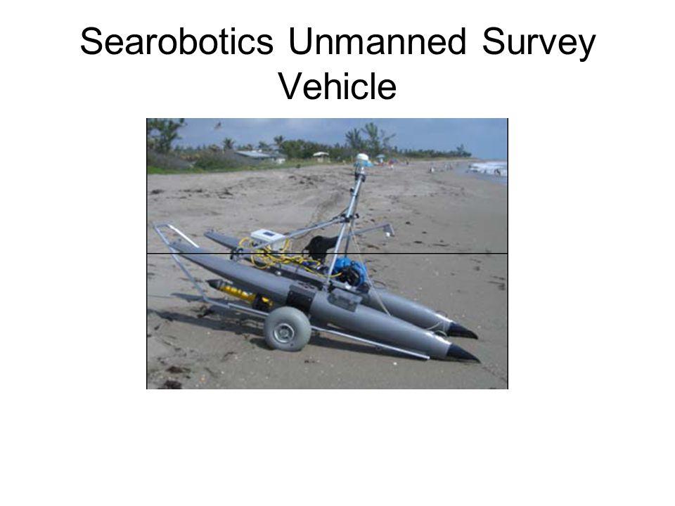 Searobotics Unmanned Survey Vehicle