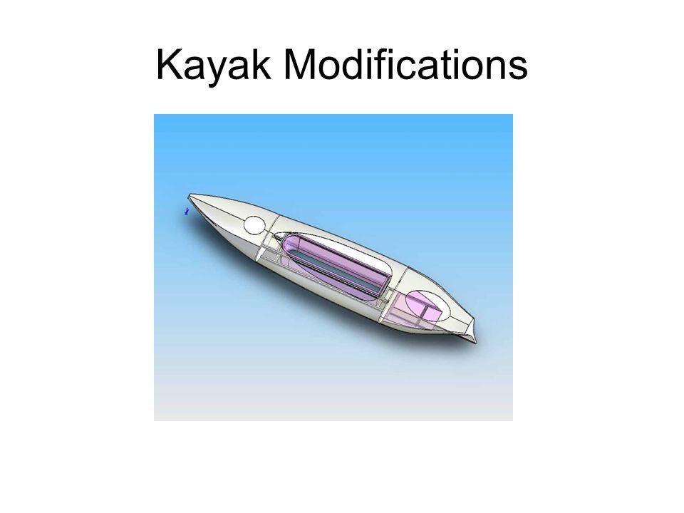 Kayak Modifications