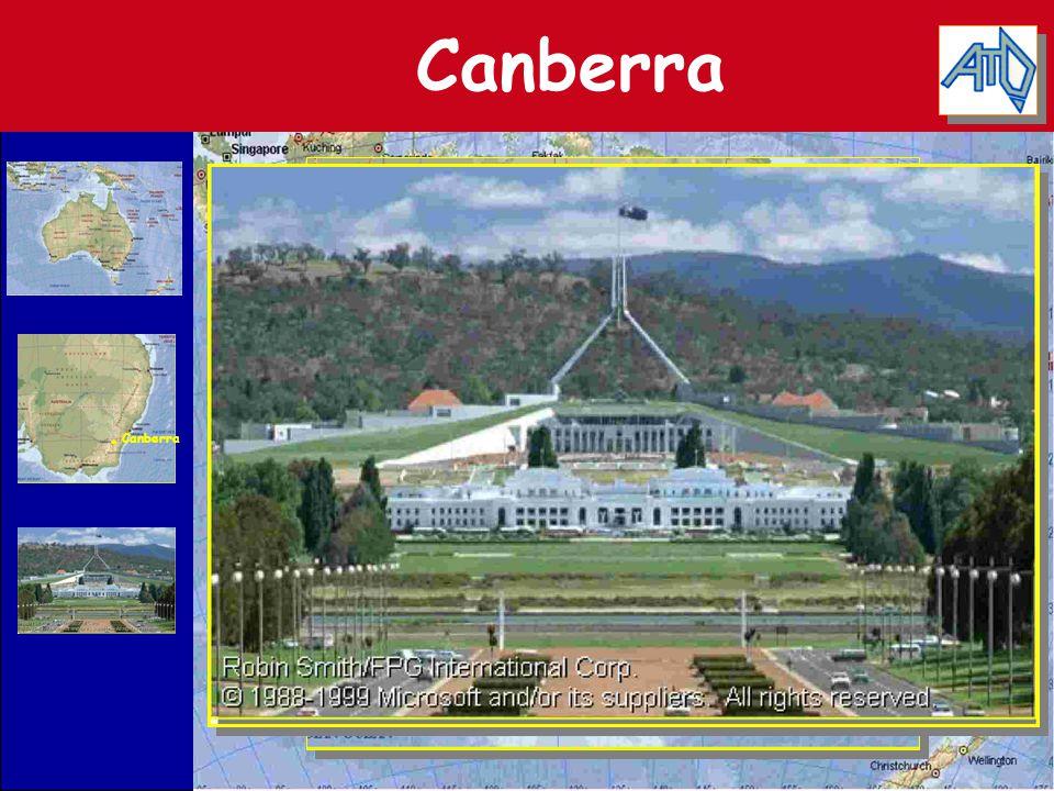 . Canberra Canberra