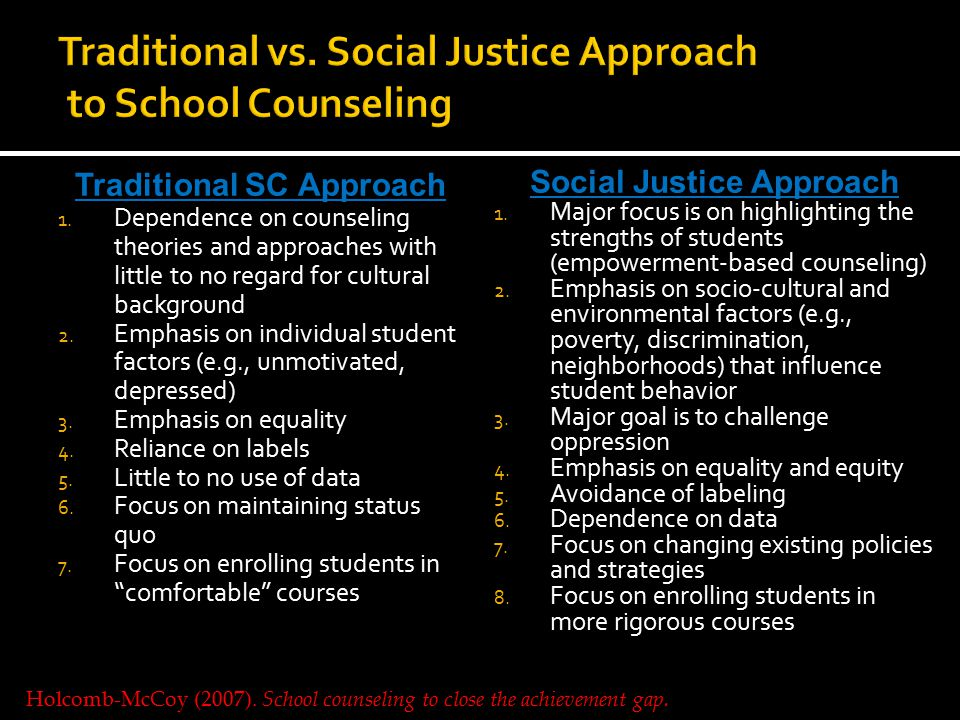 People have wondered… What do school counselors DO?