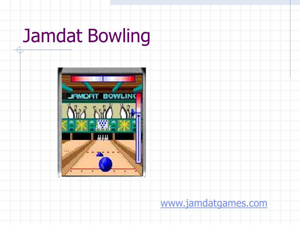 Jamdat Bowling www.jamdatgames.com