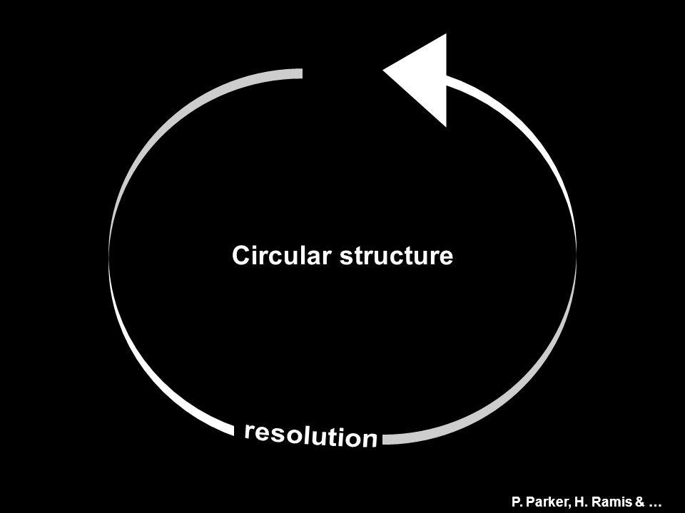 Circular structure P. Parker, H. Ramis & …