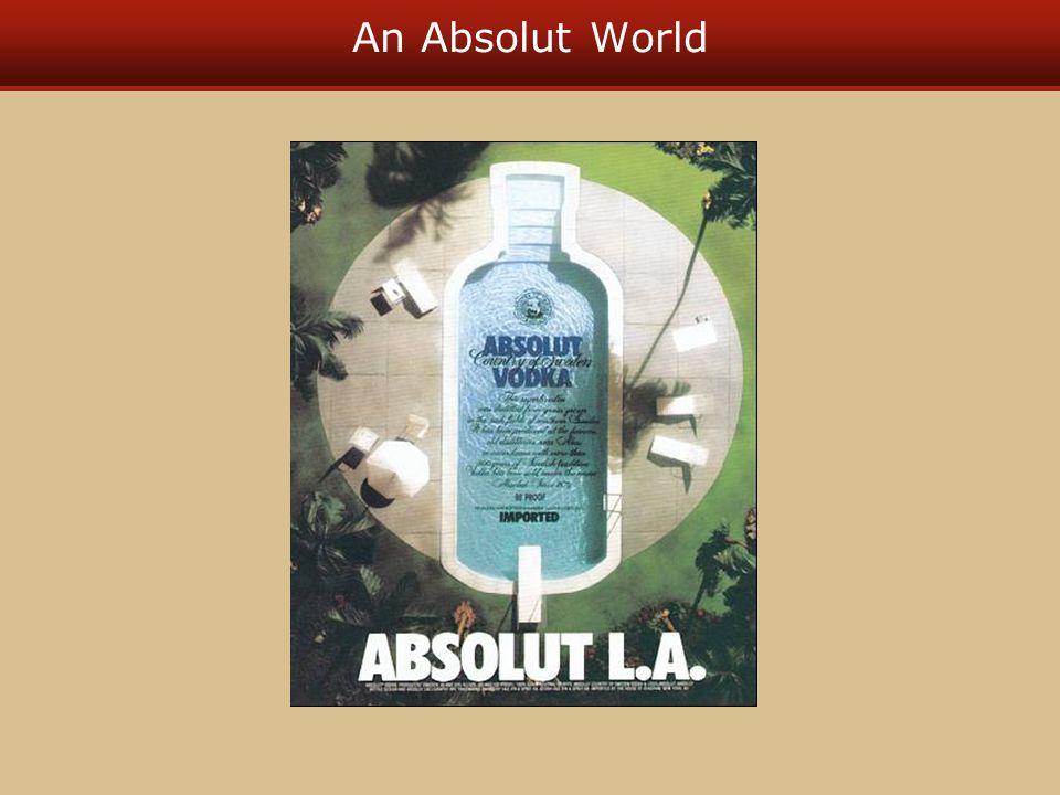 An Absolut World