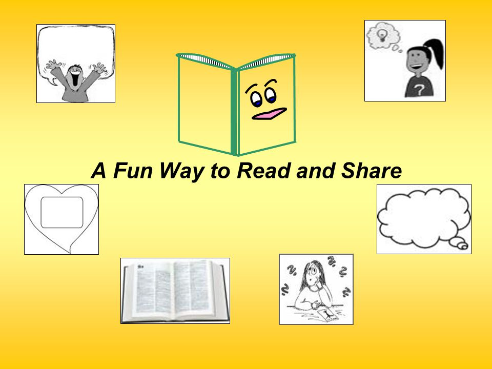 A Fun Way to Read and Share