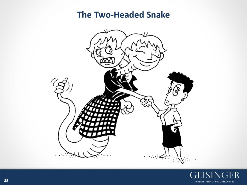 23 The Two-Headed Snake
