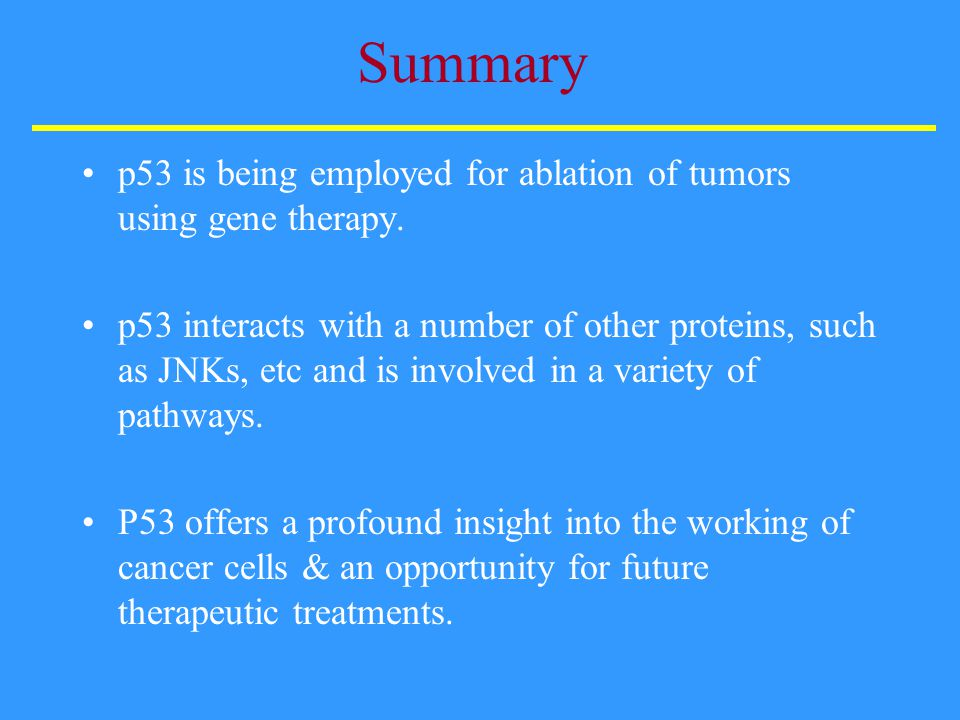 Summary p53, a tumor suppressor, exists as a polymorph & this may be responsible for cancer susceptibility across differing ethnicities.
