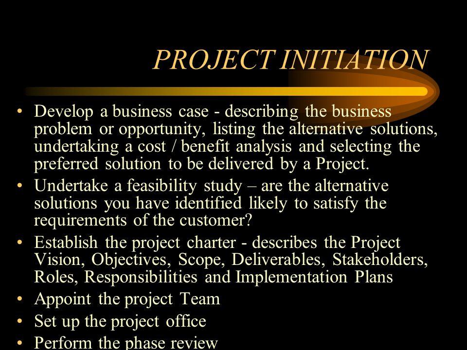Project Management Appraisal