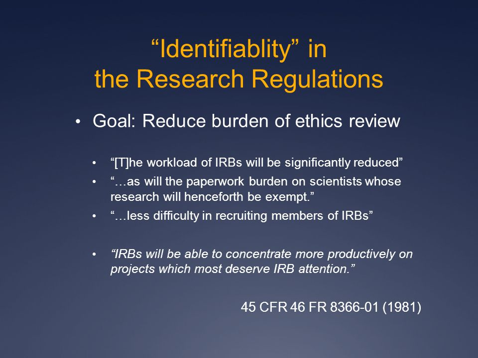 Prevent Risks of Harm Other risks To individuals To groups