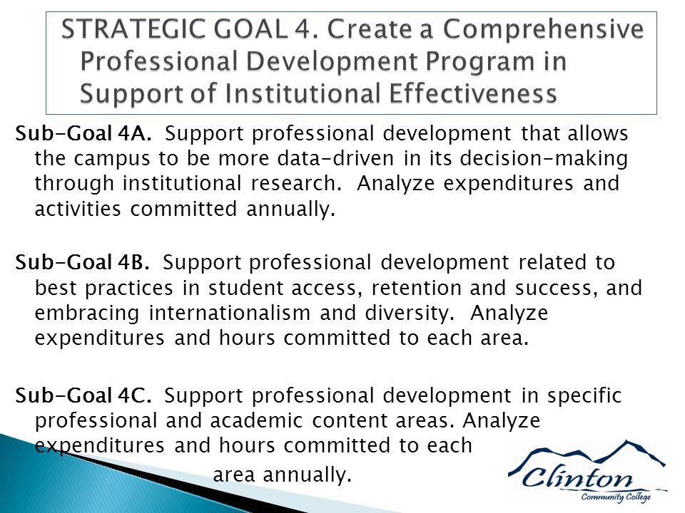 Sub-Goal 5A.Adopt the 2011 Facilities Master Plan.