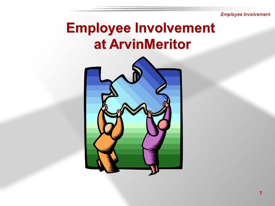 Employee Involvement 1 at ArvinMeritor