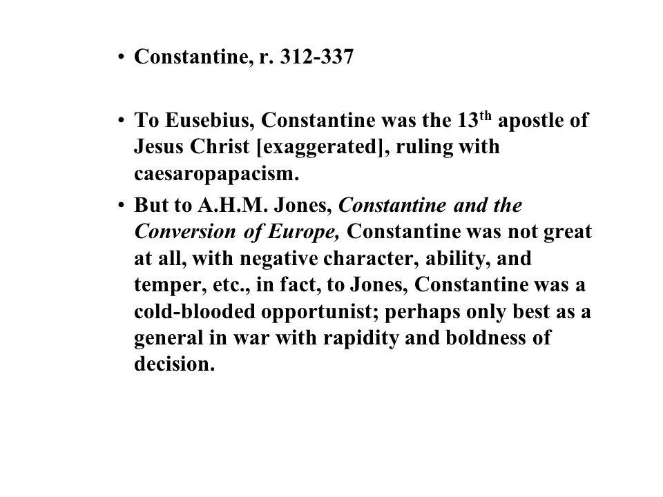 Constantine, r.