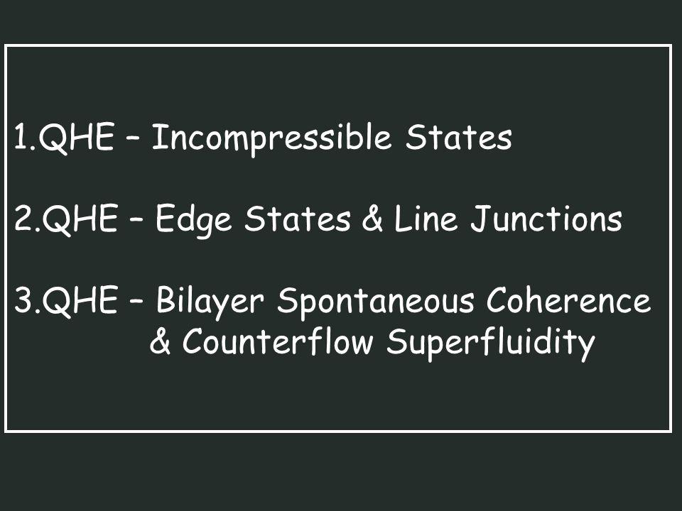 Haldane Pseudopotentials Center of Mass & Relative 2-particle states Haldane Pseudopotentials Details Hardly Matter!