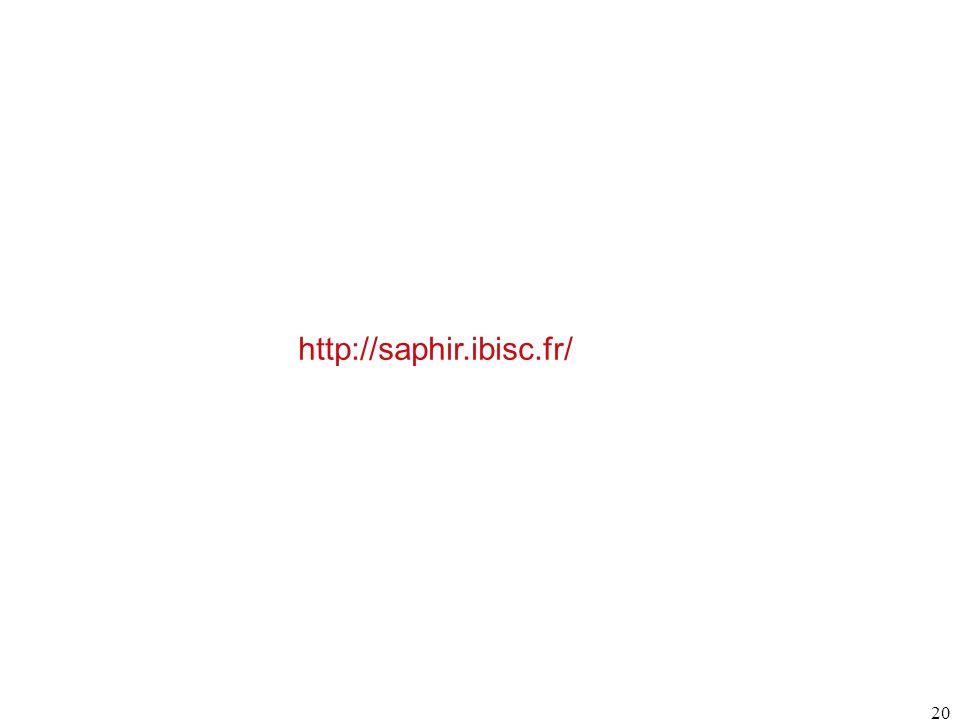 20 http://saphir.ibisc.fr/