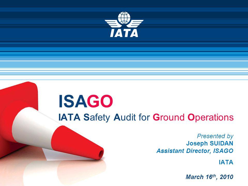 1216-March-2010IATA Montreal ISAGO Registry ISAGO Registry page on http://www.iata.org/isagohttp://www.iata.org/isago