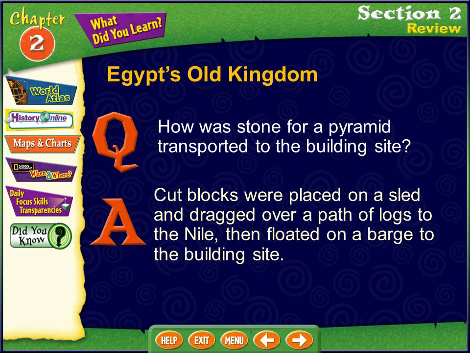 What mathematical advances did the Egyptians make while working on the pyramids? They invented the base-10 number system and created fractions. Egypt'