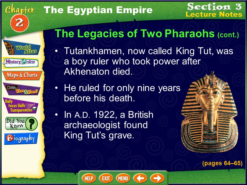 He did not act when the Hittites attacked Egypt. Amenhotep became so devoted to his new religion that he neglected his other duties. As a result, Egyp