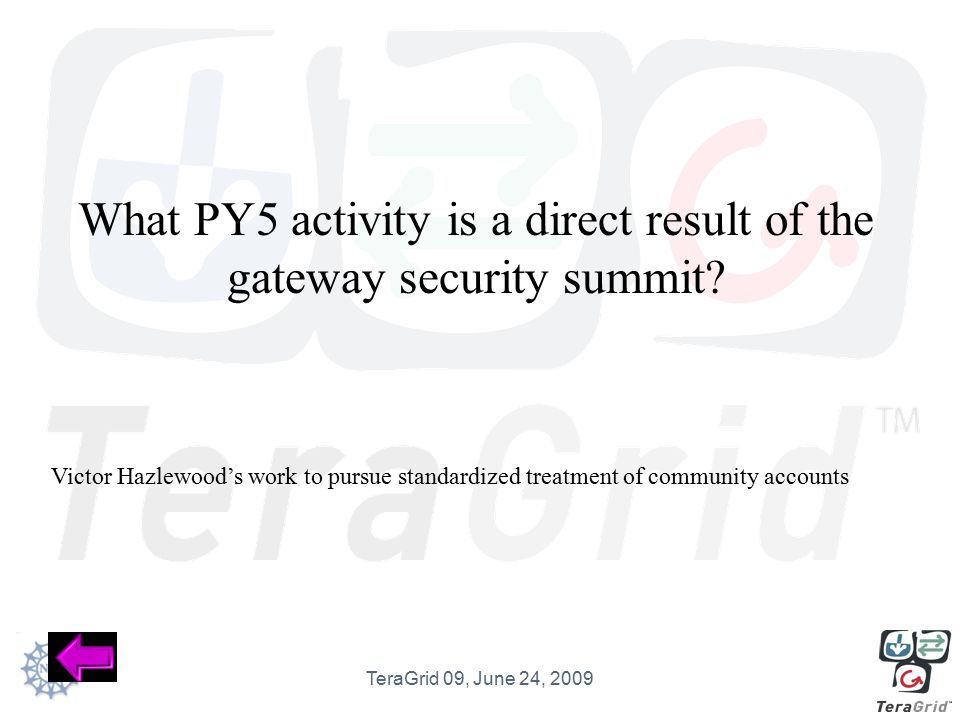What was the summary from last year's gateway risk analysis Most of the Gateways that answered our questionnaire seemed to be well managed and in fact