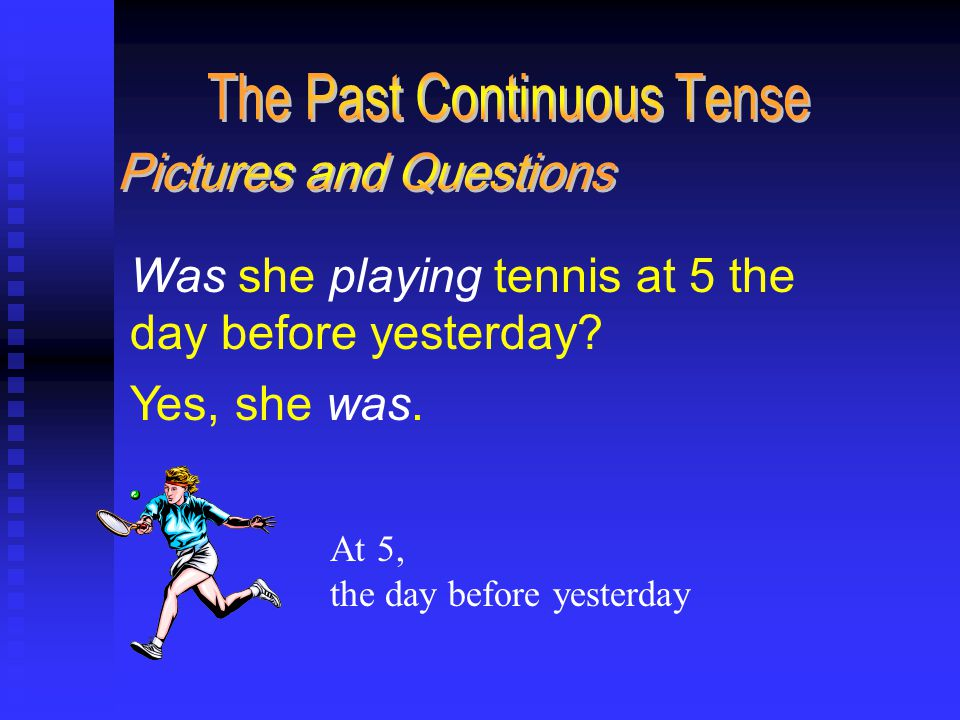 Listen and say two or three sentences about the picture.