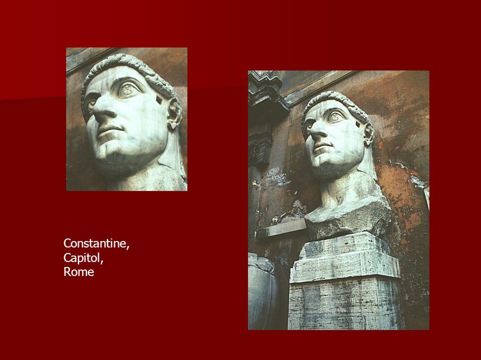 Constantine, Capitol, Rome